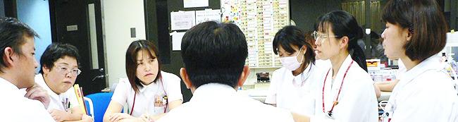 病院薬剤師の仕事